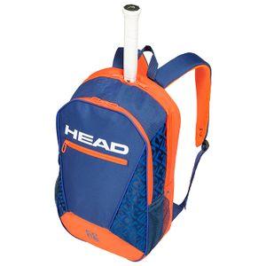 HEAD Core Backpack Rucksack Blau Orange