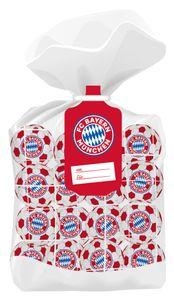 FC Bayern München FCB Schokolade aus Vollmilchschokolade Fußbälle, 537527