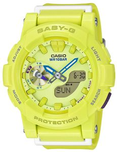 Casio BGA-185-9AER Baby-G AnaDigi Uhr