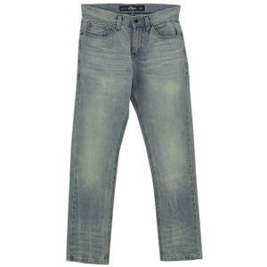 24262 S. Oliver, Pete,  Herren Jeans Hose, Denim ohne Stretch, lightblue, W 34 L 34
