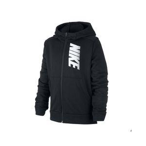 Nike B Nk Dry Flc Fz Gfx Black/White Xl