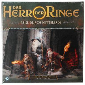 Herr der Ringe - Reise durch Mittelerde - Dunkle Pfade 2. Erweiterung (DE)