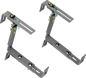 Emsa-VARIO Blumenkastenhalter aluminium