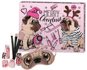 fesh! Pug'tastic Beauty Advent Calendar Adventskalender