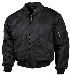 CWU-Piloten-Jacke, schwarz, Größe 5XL