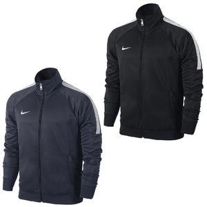 NIKE Herren Jacke Team Club Trainer Jacke Men Herren Sportjacke, Farbe:dunkelblau, Bekleidungsgröße:M