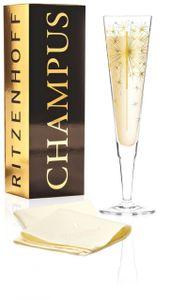 Ritzenhoff Champus Champagnerglas von Petra