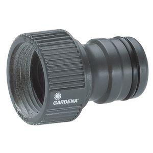 GARDENA® Profi-System-Hahnstück für Wasserhahn mit 26,5 mm (G 3/4) Gewinde, verpackt