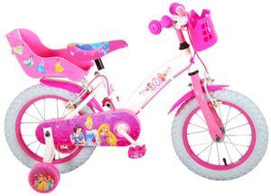 Disney Princess Kinderfahrrad 14 Zoll Kinder Fahrrad Prinzessinen Mädchen Rad