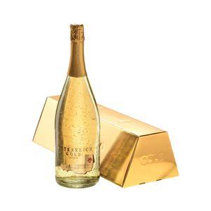 Österreich Gold - mit 23 Karat Blattgold 9,5% Vol. 0,75 l + GB