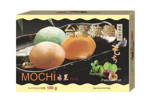 [ 180g ] Mochi Früchtemix 6 Reiskuchen 3 Geschmäcke je 2x Mo Chi