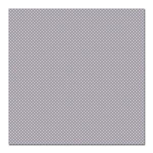 Theraline Bezug für Stillkissen Original, Punkte grau