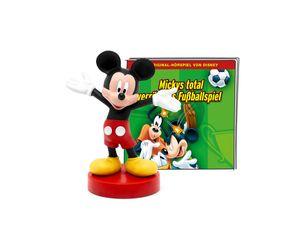 Tonies Hörfigur 10000683 - Disney - Mickys total verrücktes Fußballspiel