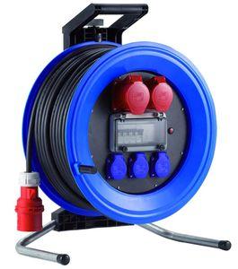 HEDI K4003020I Kabeltrommel Professional Plus 450, 400V 16A leer blau ***NEU***