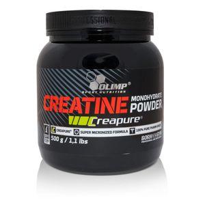 OLIMP Creatine Monohydrat Powder Creapure Kreatin, 500g Pulver