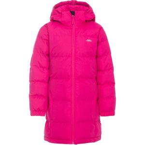 Trespass Kinder Mädchen Steppjacke / Winterjacke Tiffy TP762 (128) (Pink)