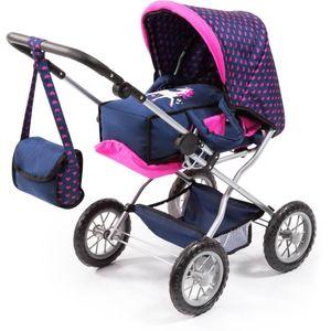 Bayer Design Kombi-Puppenwagen Grande | 15054AB