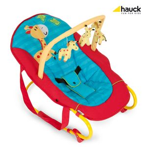 Hauck Babywippe Bungee Deluxe Jungle Fun, 633366
