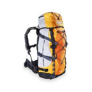AspenSport Trekking-Rucksack |BORNEO 55 Liter | Orange - 60 x 34 x 23 cm