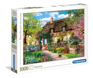 Clementoni 39520 The Old Cottage 1000 Teile Puzzle
