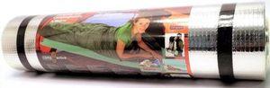 Campingmatte mit Thermoschicht Isomatte Thermomatte Zeltmatte 180 x 50 cm