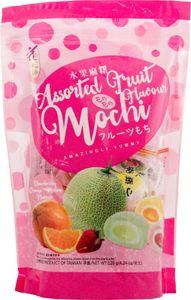 [ 120g ] Love & Love Mochi Früchtemix / Verschiedene Fruchtmochi / Erdbeer-, Orangen und Hami-Melonengeschmack