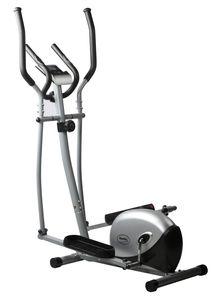 Crosstrainer magnetisches Bremssystem ca. 9 - 10kg Schwungmasse Handpuls Sensoren
