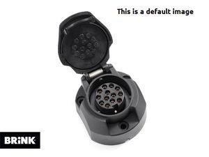 Brink | Elektrosatz, Anhängevorrichtung (701354) passend für Audi