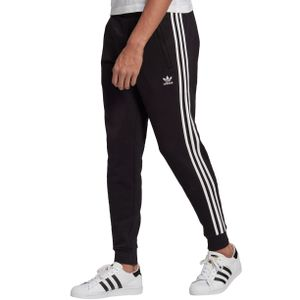 Adidas 3-Stripes Pant Black Black M