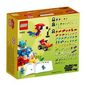 LEGO® Brand Campaign Spaß in der Zukunft 10402