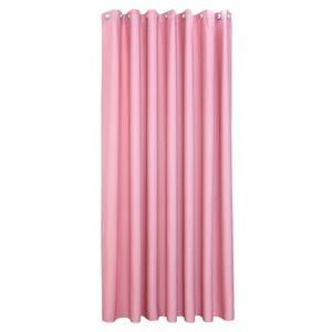 100 * 250 cm fenster blackout tuch öse vorhang drapieren panel rosa 100x250cm
