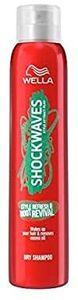Wella Shockwaves Trockenshampoo ohne Rückstände Volumen mit Soforteffekt 180 ml
