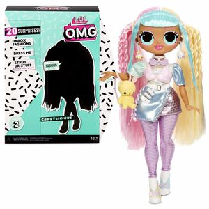 MGA Entertainment L.O.L. Surprise O.M.G. Puppe Candylicious