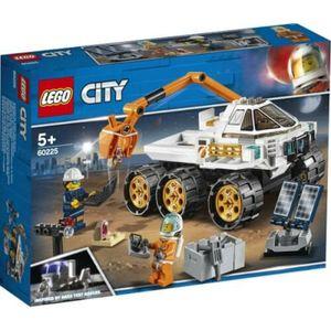 LEGO® City Rover-Testfahrt, 60225