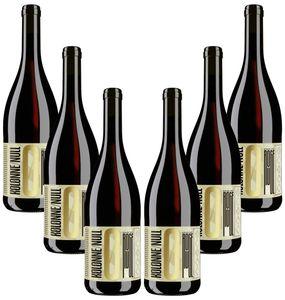 Kolonne Null Rouge 6er Set Alkoholfreier Rouge N°1 Rotwein mit Korken 6x0,75L