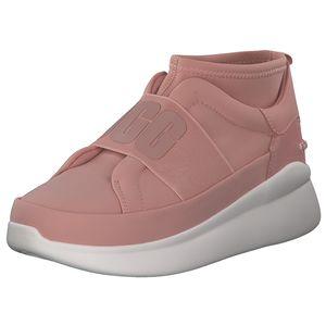 UGG Damen Sneaker Sneaker Low Synthetik rosa 41