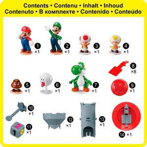 Super Mario Blow Up Shaky Tower