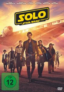 DVD - Solo: A Star Wars Story