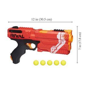 NERF RIVAL - KRONOS XVIII 500 - Rouge