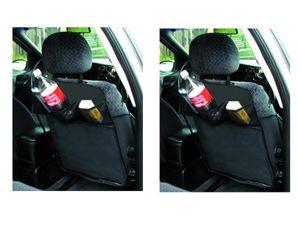 2 Autoorganizer Sitzschoner Rückenlehnenschutz Autositz Schutz