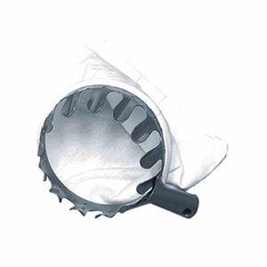 Obstpflücker 'Profi' pulverbeschichtet, silber (1 Stück)