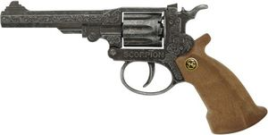 8-Schuss Scorpion antik,