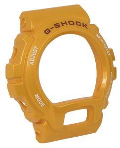 Casio | G-Shock DW-6900 Bezel Lünette gelb, leicht glänzend 29388