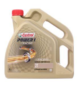 4 Liter CASTROL Power 1 Racing 2T API TC JASO FD ISO-L-EGD