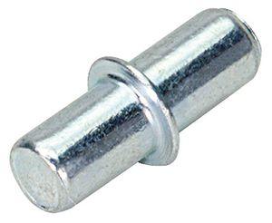 500x HETTICH Bodenträger DUPLO / 013138 Stahl chromatiert