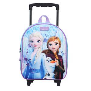 Trolley Frozen 2 Eiskönigin Disney Anna Elsa Olaf 38 cm 3D Neu