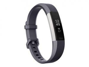 Fitbit Alta HR blue grey              Large