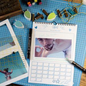 OfficeTree Bastelkalender Großeltern