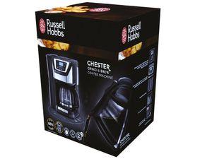 Russell Hobbs 22000-56 Chester Grind und Brew Glas-Kaffeemaschine Mahlwerk