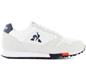 Le Coq Sportif Manta - Herren Schuhe Weiß 2110034 , Größe: EU 42 UK 8